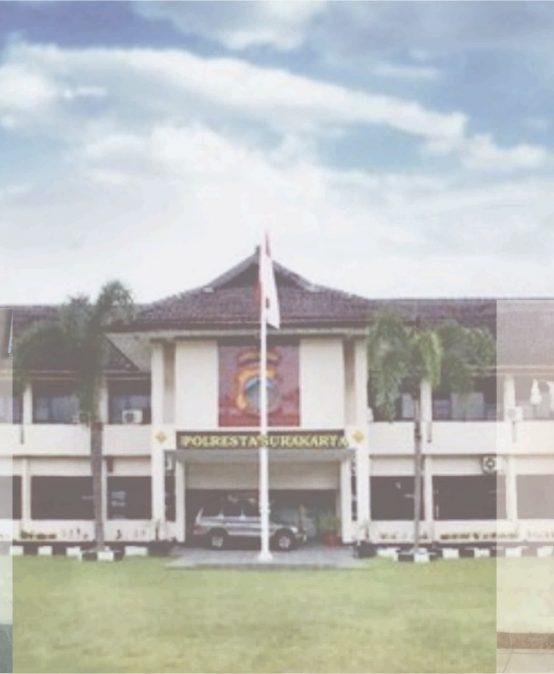 Mahasiswa Asing Politeknik Indonusa Surakarta Melakukan  Lapor Diri di POLRESTA Surakarta