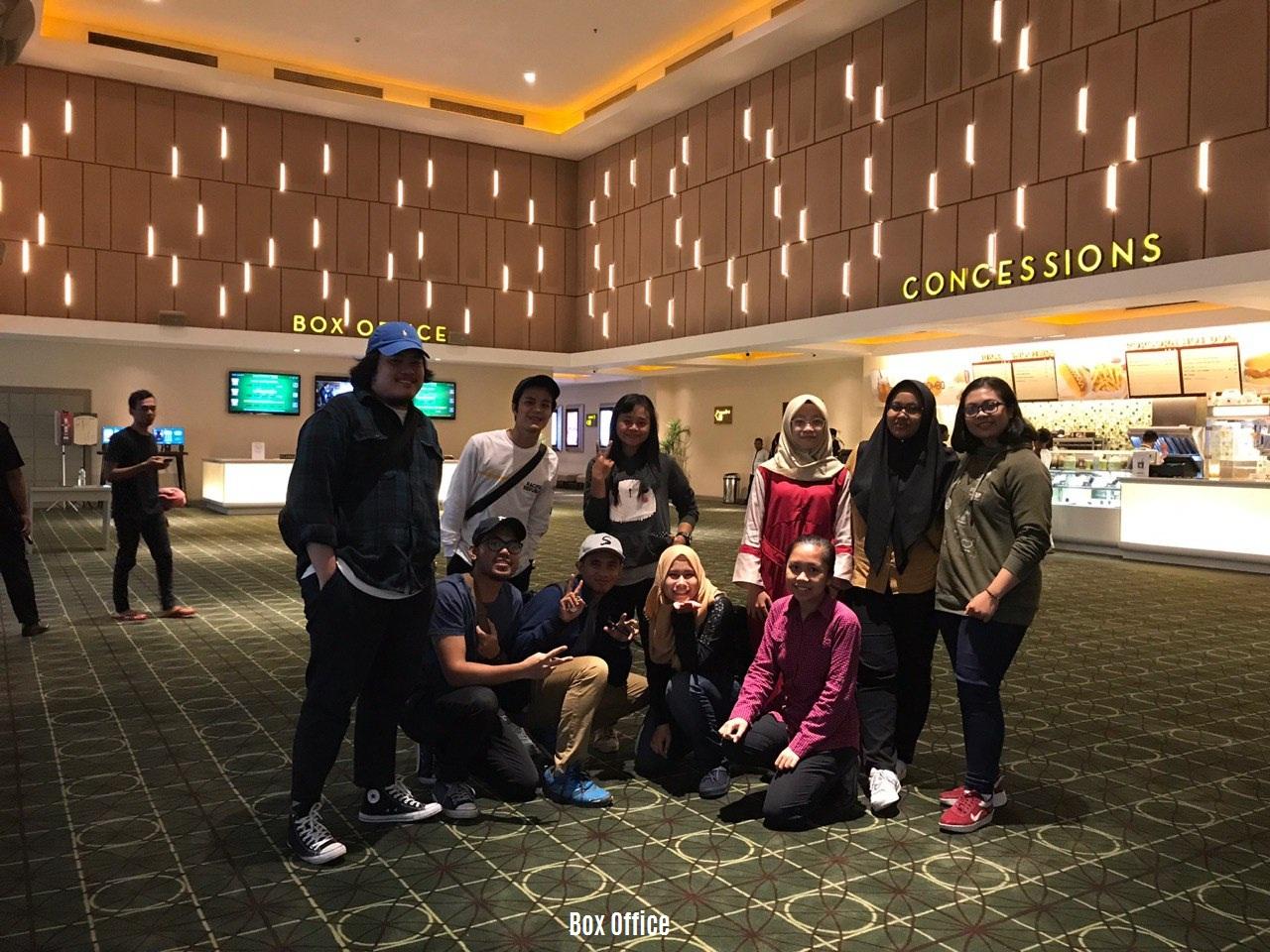 Box Office Goes to Campus bersama Mahasiswa UniKL MFI