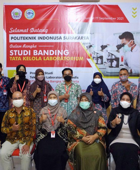 Studi Banding Polinus di Stikes Guna Bangsa Yogyakarta