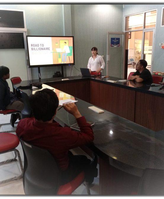 PT Dolan Kreasi Indonesia Berkolaborasi dengan Polinus