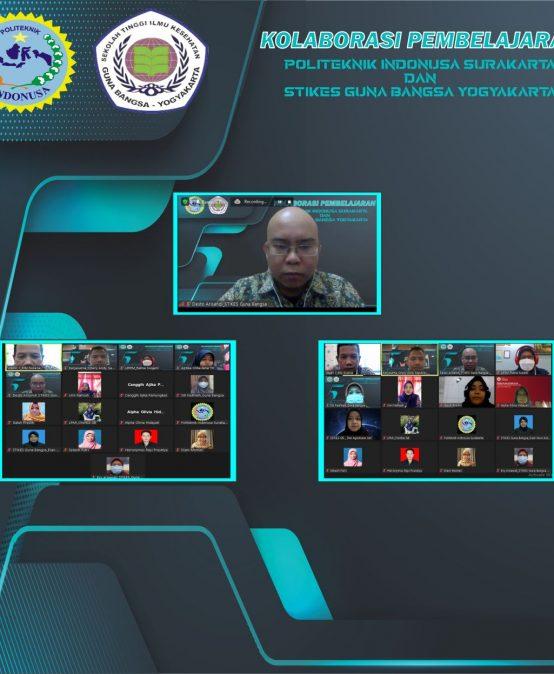Focus Group Discussion Kolaborasi Tri Darma Perguruan Tinggi  antara  Polinus dan STIKES Guna Bangsa