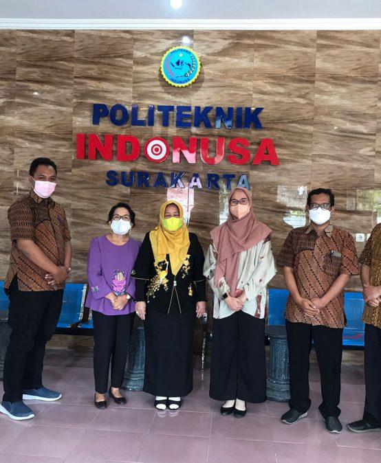 Dirjen Pendidikan Vokasi Melakukan Monitoring dan Evaluasi Mahasiswa Asing di Polinus